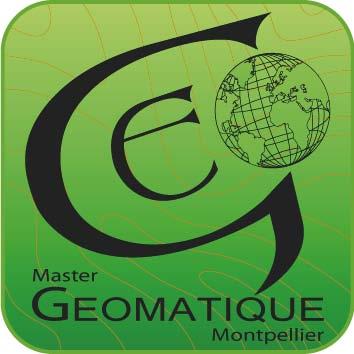Master Géomatique Universités Montpellier 2 et 3